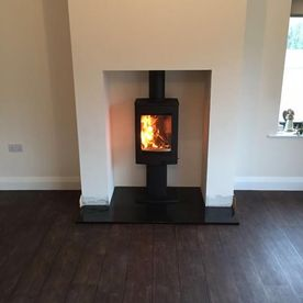 Stove and Fireplace Fitter